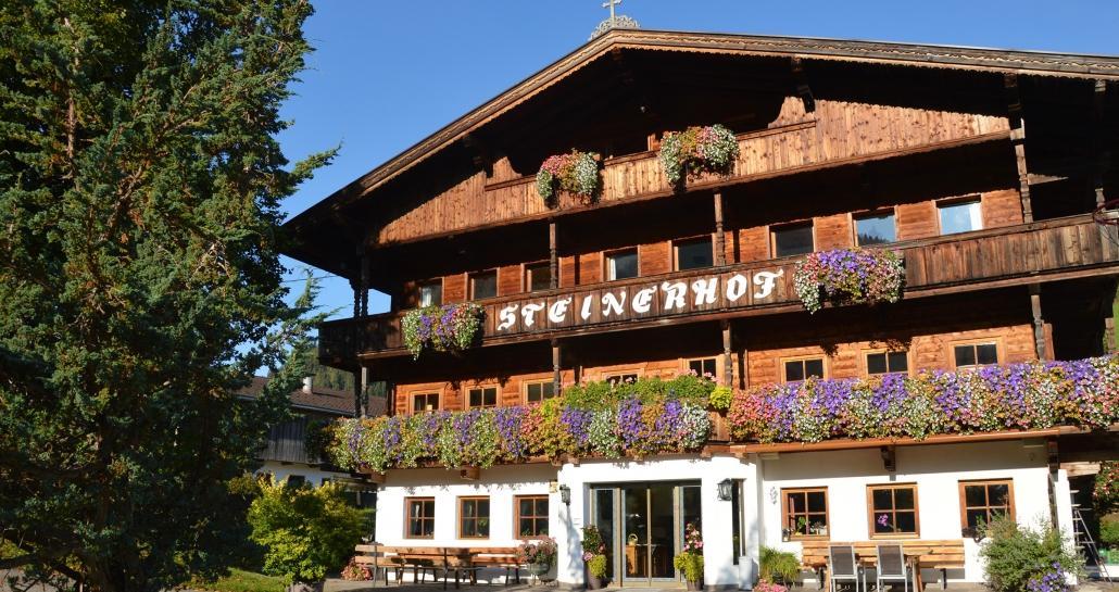 Steinerhof im Sommer
