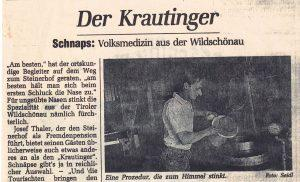 Standard Artikel 1991